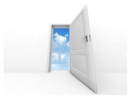 door-opening-to-the-sky
