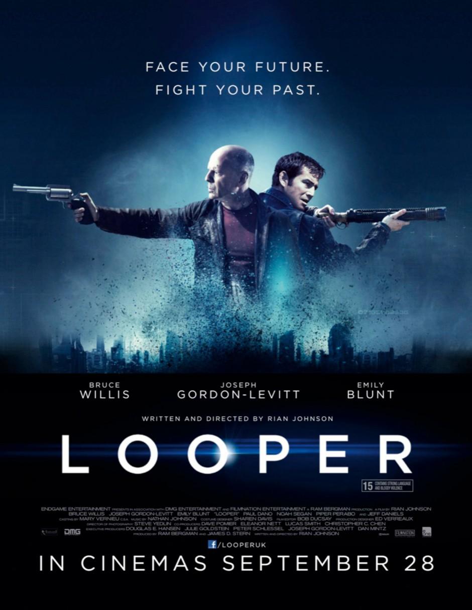 Looper, Laper, Lupis