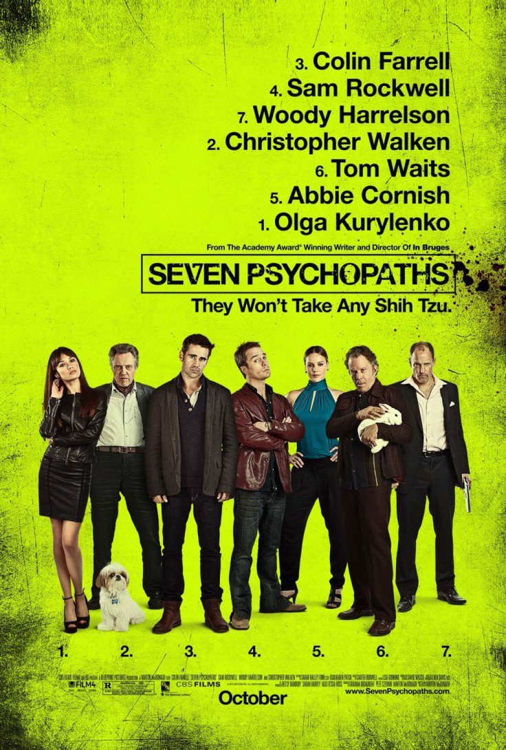 Seven Psychopath