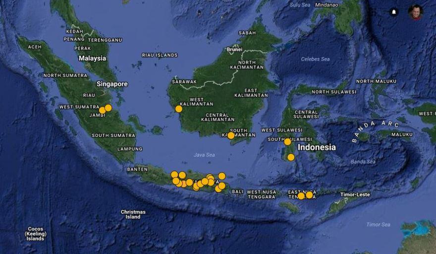Agustus Map